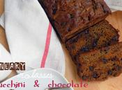 Sneaky Molasses, Zucchini Chocolate Bread