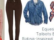 Allie: Style Talbots Shetland Check Jacket