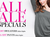Victoria's Secret Fall Sale