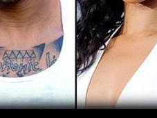 Rihanna Chris 'Making-Out' York Nightclub