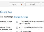 Eating Lasagna Burning Calories