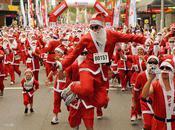 Santa Run....