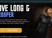 "Finally, Online Dating-site ""Trekkies"""