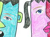 Franken Kids Collage