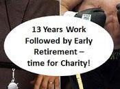 Early Retirement Charity Time? 1m17s