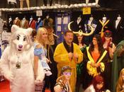 NYCC 2012 Costumes Marvel Vans Sneakers Funko Pop! Hobbit