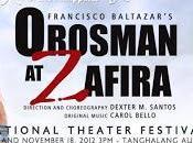 Dulaang UP's Orosman Zafira Back Shows National Theater Festival,