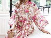There's Nothing Quite Like Kimono Style Dressing Gown!