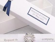 Beautiful Scroll Invitations Your Wedding Different!