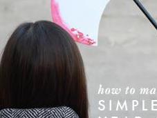 Make Simple Costume