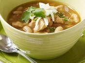 Warming White Bean Chicken Chili Halloween