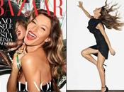 Gisele Bundchen Harper Bazaar November Issue
