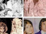 Celebrity Weddings Through Decades
