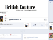 Facebook Lauch: British Couture