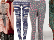 Fashion Frosty Mornings: Knitted Leggings