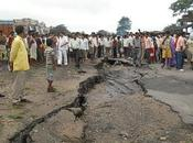 Effects National Highway Jharkhand State India 19th September Earthquake.