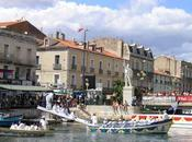 WATER JOUSTING Sete, France: Guest Post Gwen Dandridge