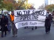 Chesapeake Earth First!, Occupy Storm Sands Firm's Building, Arrested