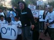 Israeli Anti-Gas Protesters Disrupt Conference