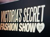 A-List Personalities Victoria's Secret Runway Show