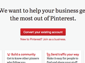 Pinterest Business Here Your Page
