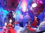 Printemps Christmas Window Displays Dior 2012. Xoxo