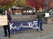 BREAKING: People Stop Keystone Construction: Four Lock Machinery, Nacogdoches Student Others Launch Tree Blockade