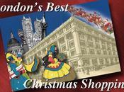 London Christmas Shopping Days