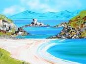 Bonny Scottish Paintings John Damari