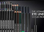 Make Ever Ultimate Eyeliner Collection Review Swatches