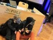 Activists Interfere International Mining Conference Finland