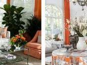 Color Roundup: Using Orange Interior Design