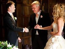 Intimate Personal Ingatestone Hall Wedding