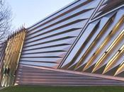 Edythe Broad Museum Michigan State University (MSU) Zaha Hadid Architecture