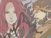 Anime Style Game Thrones Characters (SPOILER ALLERT)
