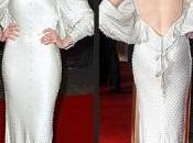 "Pretty Ugly? Anne Hathaway's 'Les Mis"" Premiere Marshmallow…I Mean Dress"
