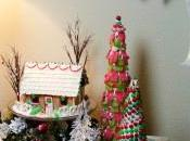 Cozy Winter Wonderland: Gingerbread Forest