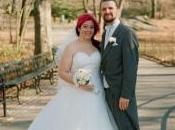 Laura Alan's Winter Central Park Wedding