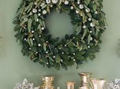 Christmas Wreath, Other People's Gorgeous Wreaths, Mantel Decorating Ideas