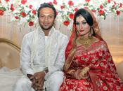 Shakib Hasan Tied Knot with US-based Girlfriend