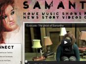 Ghost Samantha Website Launch