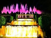 Magic Fountain Montjuïc Barcelona, Spain