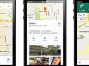 Google Maps iPhone Here, Goodbye Apple