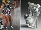 Lady Gaga's Emporio Armani Shoe Auction