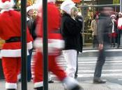 Santa Sightings Midtown Manhattan