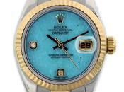 Watch Week: Rolex Datejust Turquoise Dial