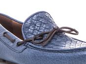 Weaving Tale Luxury: Bottega Veneta Intrecciato Leather Footwear