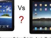 Apple iPad Samsung Galaxy