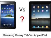 Apple iPad Samsung Galaxy