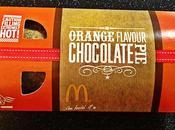 REVIEW! McDonald's Orange Flavour Chocolate